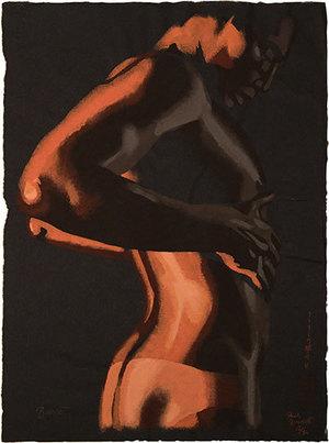 Paul Binnie: Candlelight (Rosoku no akari) - Scholten Japanese Art