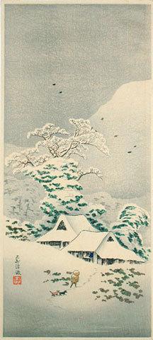 高橋弘明: Sawatari in Joshu (Joshu Sawatari) - Scholten Japanese Art