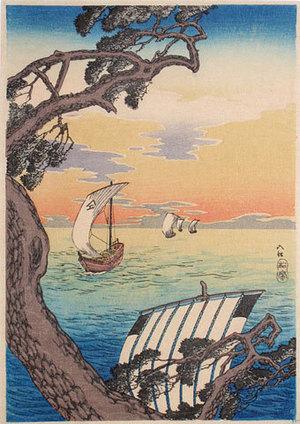 高橋弘明: Coming Ships (Iri Fune) - Scholten Japanese Art