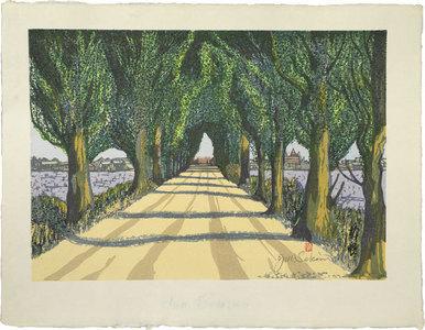 Sekino Jun'ichiro: Hokkaido: Sapporo - Scholten Japanese Art