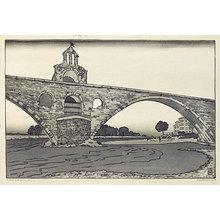 Philip Gregory Needell: Le Pont D'Avignon - Scholten Japanese Art