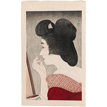Torii Kotondo: Rouge (Beni) - Scholten Japanese Art
