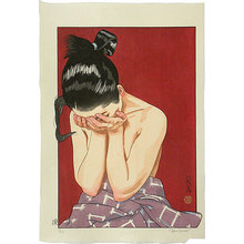 Paul Binnie: Tears (Namida) - Scholten Japanese Art