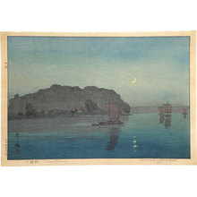 Yoshida Hiroshi: Tone River (Tonegawa) - Scholten Japanese Art