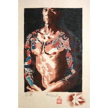 Paul Binnie: Maple Leaves (Momoji) - Scholten Japanese Art