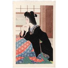 Torii Kotondo: Snow (Yuki) - Scholten Japanese Art