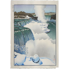 Paul Binnie: Travels with the Master: Niagara Falls (Meishou To No Tabi: Naiagura bakufu) - Scholten Japanese Art