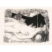 Leonard Tsuguharu Foujita: Le Reve - Scholten Japanese Art