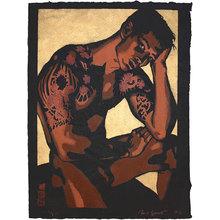 Paul Binnie: Carp (Koi) - Scholten Japanese Art
