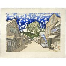 Sekino Jun'ichiro: Hokkaido: Showa Shinzan - Scholten Japanese Art