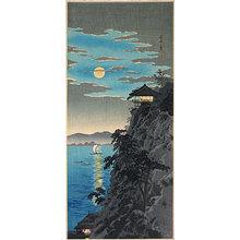 高橋弘明: Moon at Ishiyama (Ishiyama no tsuki) - Scholten Japanese Art
