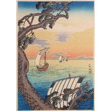 Takahashi Hiroaki: Coming Ships (Iri Fune) - Scholten Japanese Art