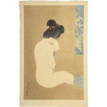 Torii Kotondo: Fragrance of the Hot Springs (Yu no ka) - Scholten Japanese Art