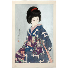Torii Kotondo: Sash (Obi) - Scholten Japanese Art