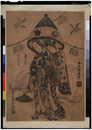 鳥居清広: - Tokyo National Museum
