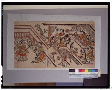菱川師宣: - 東京国立博物館