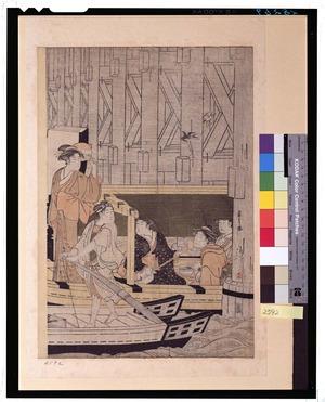 細田(鳥文斎)栄之: - 東京国立博物館