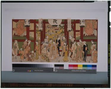 西川祐信: - 東京国立博物館