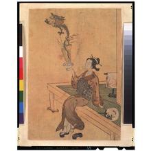 Suzuki Harunobu: - Tokyo National Museum
