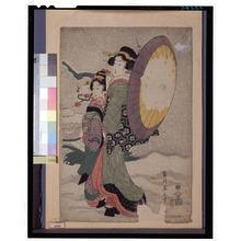 菊川英山: - 東京国立博物館