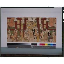 Nishikawa Sukenobu: - Tokyo National Museum