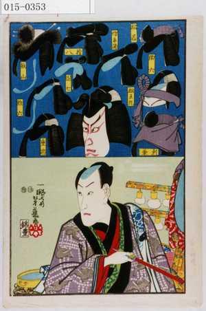 Yoshifuji: - Waseda University Theatre Museum