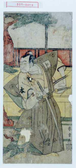 勝川春章: − - 演劇博物館デジタル