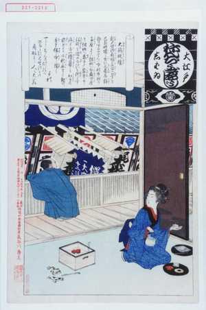 Adachi Ginko: 「大江戸しばゐねんぢうぎやうじ」「大箱提燈」 - Waseda University Theatre Museum