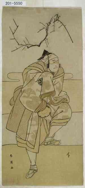 Katsukawa Shun'ei: − - Waseda University Theatre Museum