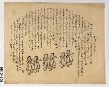 Unknown: - Waseda University Theatre Museum