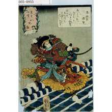 歌川国芳: 「見立俳優八犬士」 - 演劇博物館デジタル