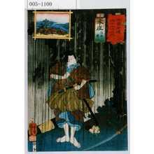 Utagawa Kuniyoshi: 「木曽街道六十九次之内」 - Waseda University Theatre Museum