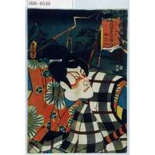 Utagawa Kunisada: 「花競手習鏡ノ内 梅王丸」 - Waseda University Theatre Museum