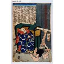 Ochiai Yoshiiku: − - Waseda University Theatre Museum