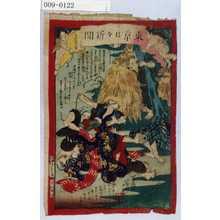 落合芳幾: 「東京日々新聞 九百八十二号」 - 演劇博物館デジタル