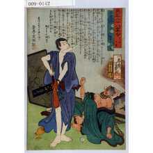 落合芳幾: 「英名二十八衆句」 - 演劇博物館デジタル