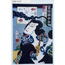 Ochiai Yoshiiku: 「当世草子合」「金鈴善悪譚」「魔陀蘭丸」 - Waseda University Theatre Museum