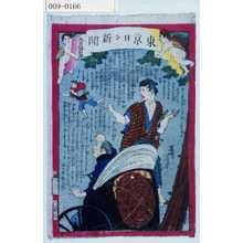 Ochiai Yoshiiku: 「東京日々新聞 九百四拾四号」 - Waseda University Theatre Museum