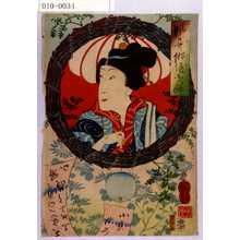 Tsukioka Yoshitoshi: 「風哥俳優しのふ」 - Waseda University Theatre Museum