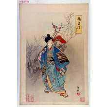 耕耘: 「踊姿絵」「源太」 - Waseda University Theatre Museum