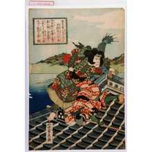 重春: 「里見家八犬士之一人 犬飼見八信道」 - Waseda University Theatre Museum