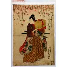 多美国: 「宮城阿曽次郎 尾上芙雀」 - Waseda University Theatre Museum