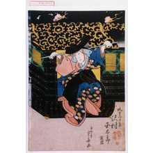 重春: 「狐くづの葉 沢村国太郎」 - 演劇博物館デジタル