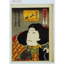 Unknown: 「忠孝伝国尽」「五畿内 山城」「無官太夫敦盛」「熊谷次郎直実」 - Waseda University Theatre Museum
