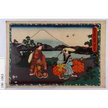 国清: 「忠臣蔵八段目」 - 演劇博物館デジタル