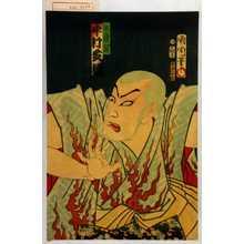 Toyohara Kunichika: 「平清盛 中村芝翫」 - Waseda University Theatre Museum