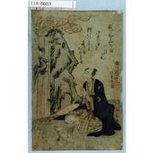 国政〈1〉: 「市川団十郎 行年廾二歳」 - 演劇博物館デジタル