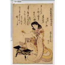 Utagawa Kunisada: 「麗香院映誉梅雪居士 沢村田之助」 - Waseda University Theatre Museum