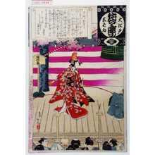 安達吟光: 「大江戸しばゐねんぢうぎやうじ」「さしがねのかんてら」 - 演劇博物館デジタル