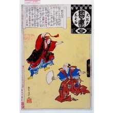 Torii Kiyosada: 「大江戸しばゐねんぢうぎやうじ」「猿若狂言」 - Waseda University Theatre Museum